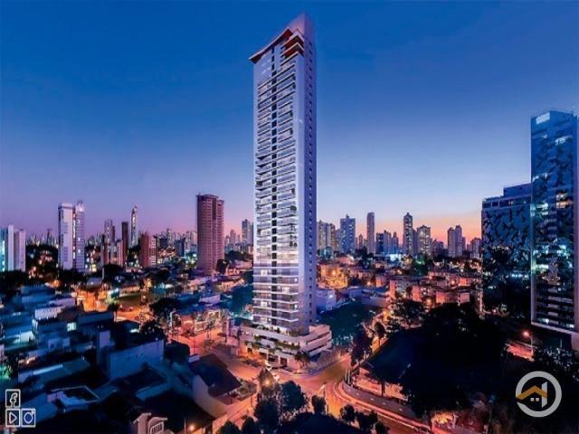 Apartamento à venda com 4 dormitórios em Setor marista, Goiânia cod:4244 - Foto 2