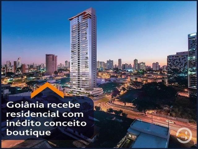 Apartamento à venda com 4 dormitórios em Setor marista, Goiânia cod:4244 - Foto 4