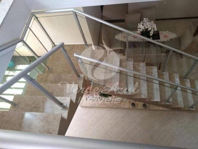 Casa à venda com 4 dormitórios em Jardim dona regina, Santa bárbara d'oeste cod:CA007648 - Foto 11
