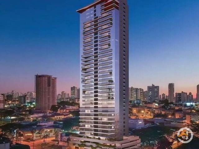 Apartamento à venda com 4 dormitórios em Setor marista, Goiânia cod:4244