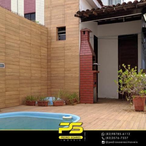 Casa com 5 dormitórios à venda por R$ 520.000 - Camboinha - Cabedelo/PB