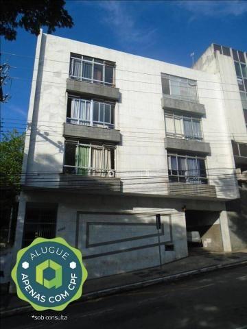 Apartamento com 2 quartos para alugar, 91 m² por R$ 650/mês - Alto dos Passos - Juiz de Fo