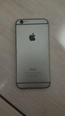 Iphone 6 64gb icloud desbloqueado - Foto 3
