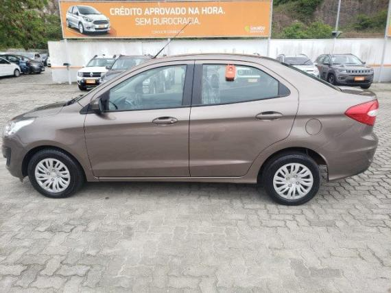 FORD KA 2019/2019 1.5 TIVCT FLEX SE SEDAN MANUAL - Foto 8