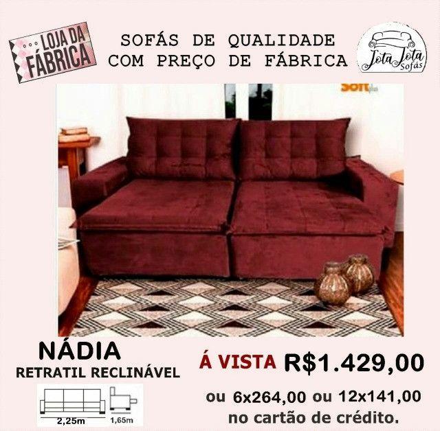 Sofas Novos Direto Da Fabrica a Partir De R$349,00 - Foto 2