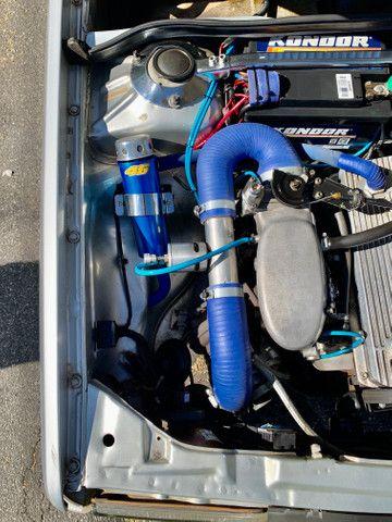 Parati CL 1.6 Turbo Fueltech Aceito Trocas - Foto 11