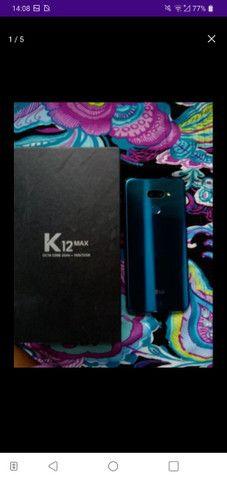 Troco K12 max em um iphone - Foto 2