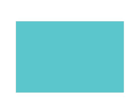 Papel Contact Pvc Opaco Azul Tiffany 45 Cm X 10 Metros