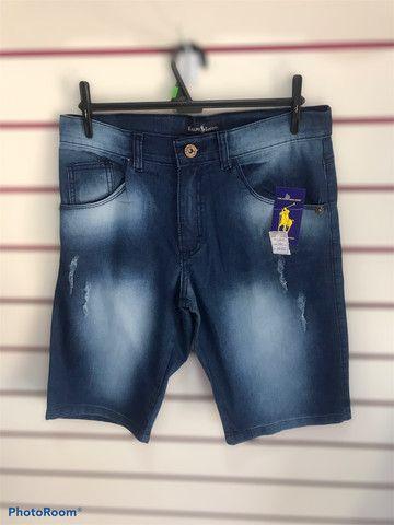 Shorts jeans masculino - Foto 2