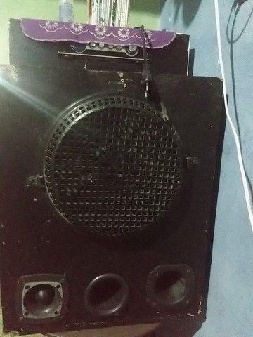 Som amplificado - Foto 3