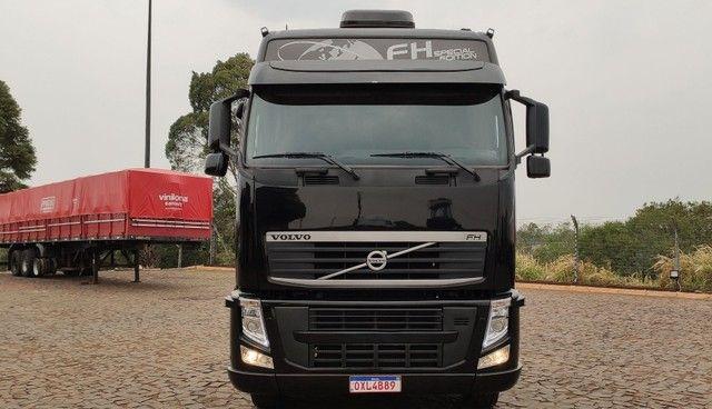 Volvo FH540 Globletrotter 6x4 2013/2014 - Foto 2