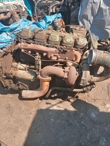 Motor mb 449 5cc funcionando - Foto 2