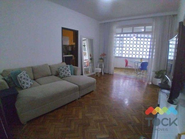 Alugo apartamento com três quartos, sendo um suíte, 150 m² - Barra - Salvador/BA - Foto 3
