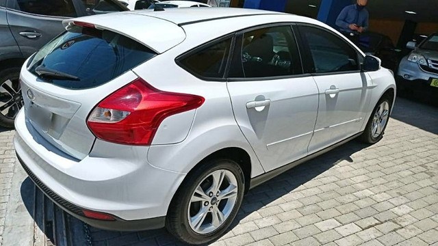 Ford Focus 1.6 hatch 2014 unico dono - Foto 4