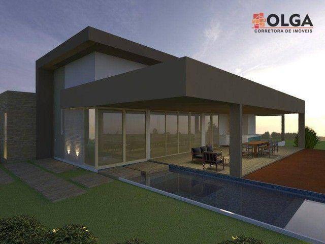 Casa em condomínio de alto padrão, à venda - Gravatá/PE - Foto 2