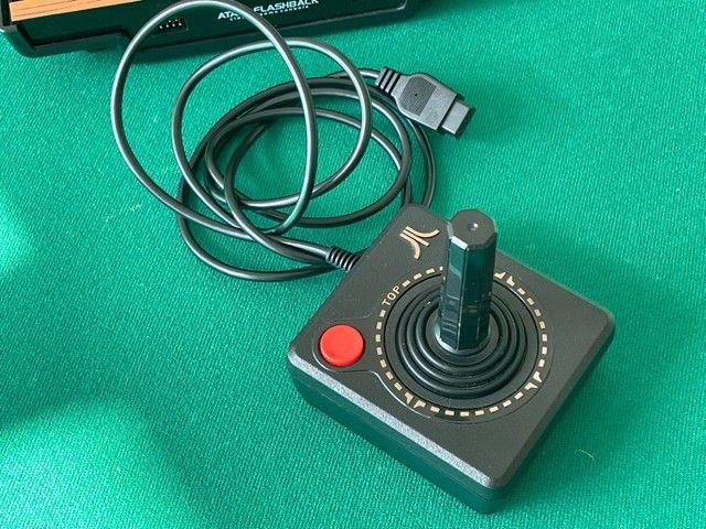 Console Atari Flashback 101 jogos c/ 2 Joysticks - Foto 3
