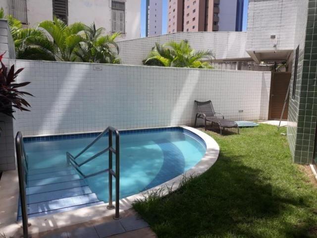 Apartamento para Locação em Recife, Graças, 1 dormitório, 1 suíte, 1 banheiro, 1 vaga - Foto 4