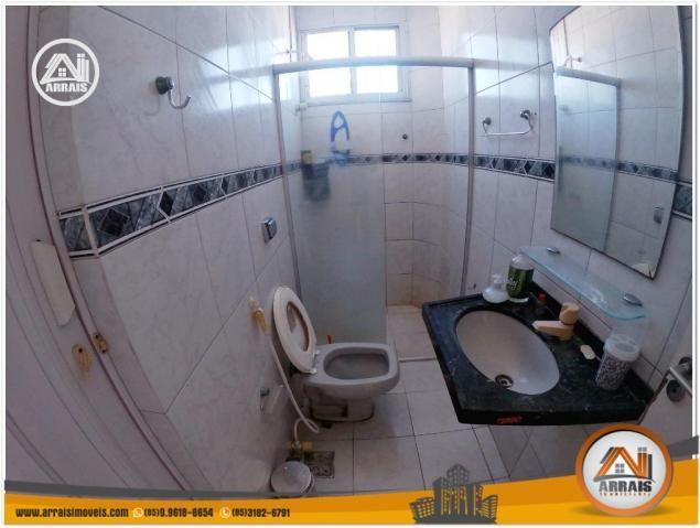 Apartamento com 3 dormitórios à venda, 120 m² por R$ 320.000,00 - Montese - Fortaleza/CE - Foto 13