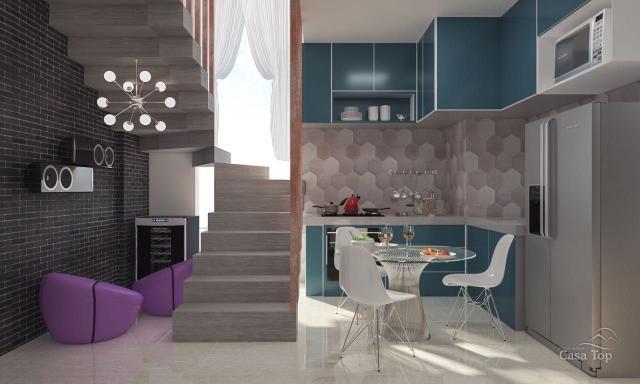Apartamento à venda com 1 dormitórios em Centro, Ponta grossa cod:794 - Foto 9