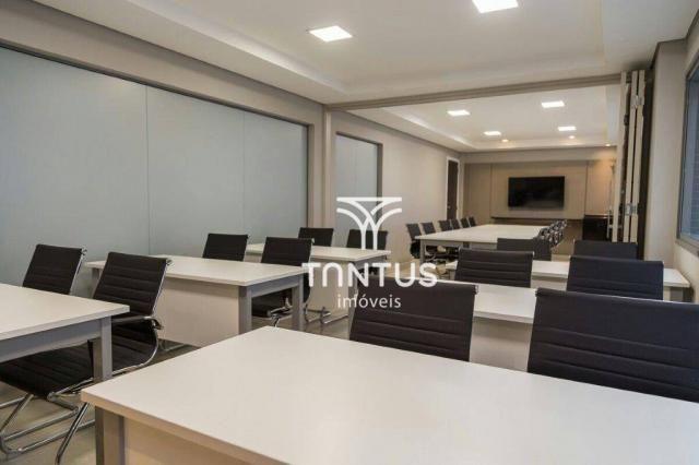 Sala à venda, 30 m² por R$ 216.006,25 - Cabral - Curitiba/PR - Foto 6