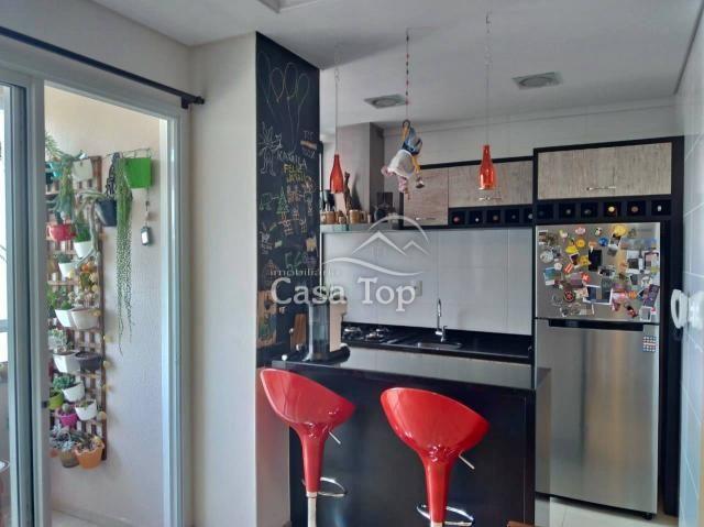 Apartamento à venda com 3 dormitórios em Estrela, Ponta grossa cod:2865 - Foto 4