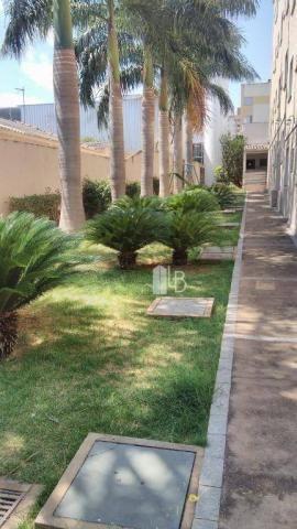 Apartamento com 2 dormitórios para alugar, 44 m² por R$ 750,00/mês - Martins - Uberlândia/ - Foto 20