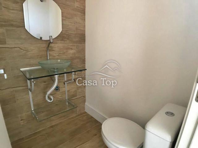 Apartamento à venda com 4 dormitórios em Estrela, Ponta grossa cod:3730 - Foto 19