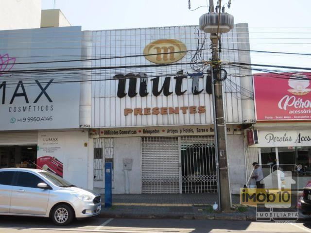 Sala para alugar, 1200 m² por R$ 19.750,00/mês - Centro - Foz do Iguaçu/PR