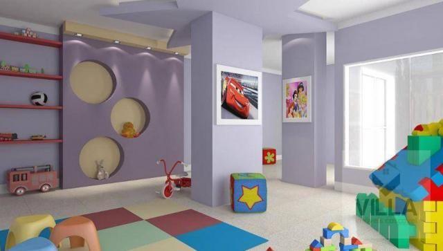Apartamento com 2 dormitórios à venda, por R$ 355.886 - Centro - Cascavel/PR - Foto 2