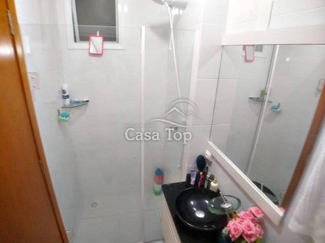 Apartamento à venda com 3 dormitórios em Estrela, Ponta grossa cod:407 - Foto 9