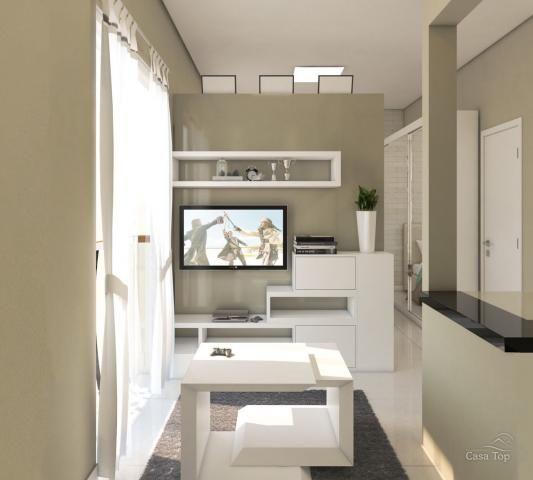 Apartamento à venda com 1 dormitórios em Centro, Ponta grossa cod:794 - Foto 3