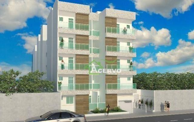 Apartamento com 2 dormitórios à venda, 97 m² por R$ 350.000,00 - Santa Catarina - Juiz de