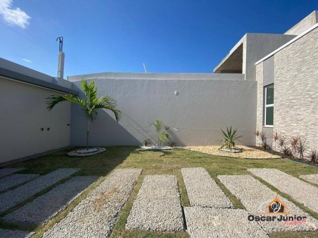 Casa com 3 dormitórios à venda, 90 m² por R$ 270.000 - Centro - Eusébio/CE - Foto 5