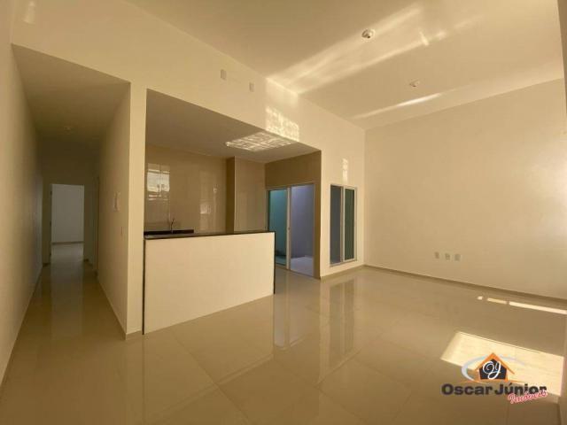 Casa com 3 dormitórios à venda, 90 m² por R$ 270.000 - Centro - Eusébio/CE - Foto 18