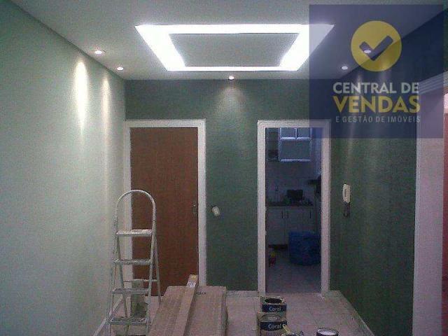 Apartamento à venda com 2 dormitórios em Dona clara, Belo horizonte cod:340