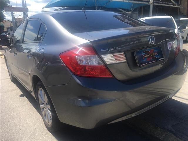 Honda Civic 1.8 lxs 16v flex 4p automático - Foto 11