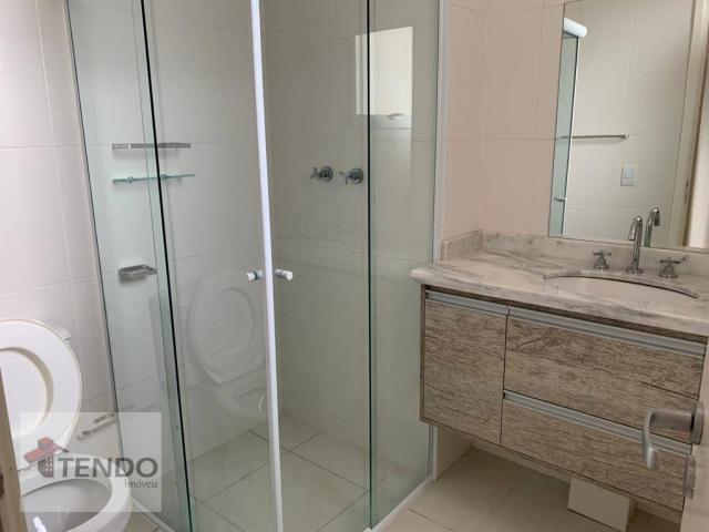 Apartamento 90 m² - alugar - 3 dormitórios - 2 suítes - Bairro Pau Preto - Indaiatuba/SP - Foto 15