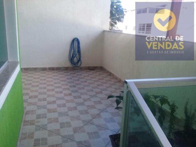 Casa à venda com 3 dormitórios em Santa amélia, Belo horizonte cod:160 - Foto 15