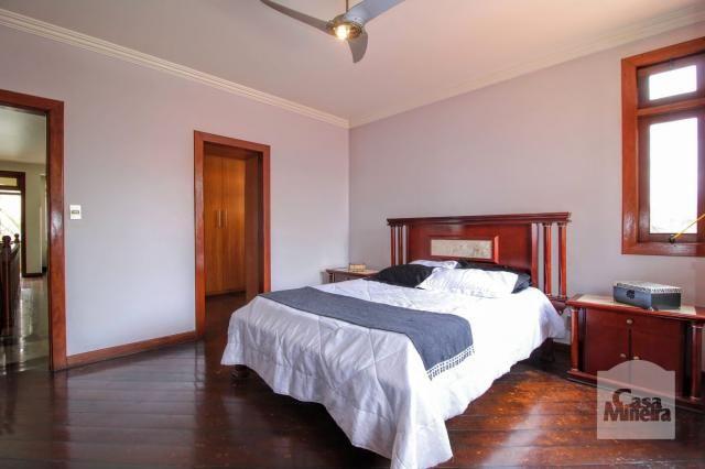 Casa à venda com 5 dormitórios em Castelo, Belo horizonte cod:277001 - Foto 13