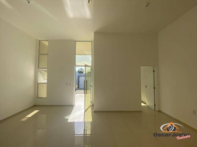 Casa com 3 dormitórios à venda, 90 m² por R$ 270.000 - Centro - Eusébio/CE - Foto 14