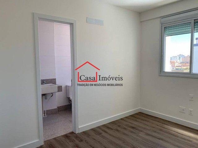 Apartamento à venda com 4 dormitórios em Cidade nova, Belo horizonte cod:CSA18107 - Foto 14