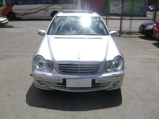 Mercedes Benz C 320 Avantgarde V6 Top de Linha 2005 Teto Solar Abaixo da Fipe C320 - Foto 5