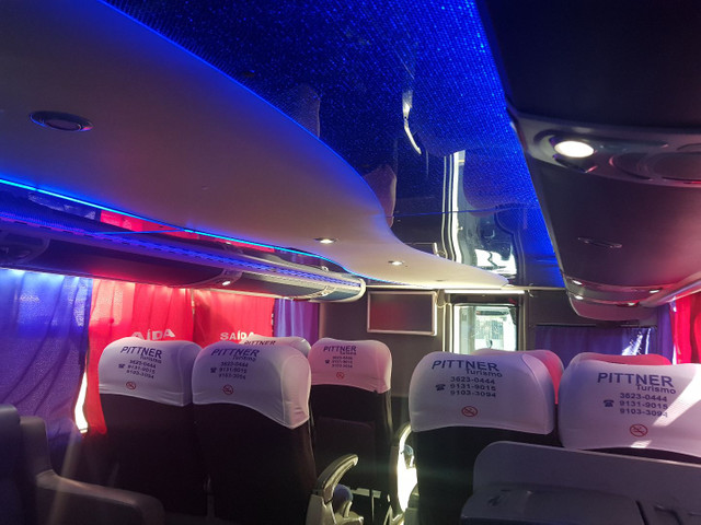 Ônibus DD G7 Scania  - Foto 4