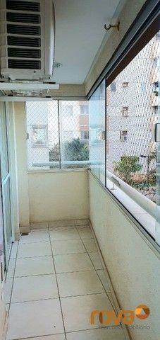 Apartamento à venda com 3 dormitórios em Parque amazônia, Goiânia cod:NOV236230 - Foto 2