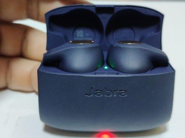Fone Bluetooth Jabra Elite Active 65t - Blue/ Azul - Foto 3
