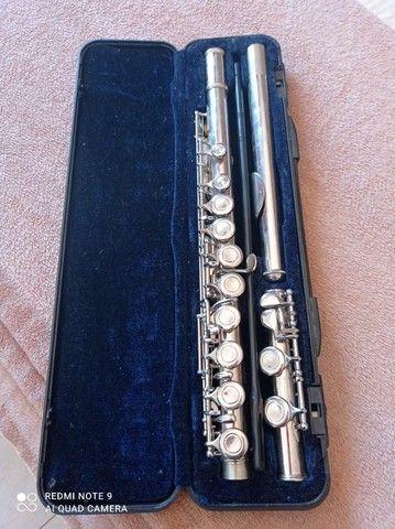 Flauta transversal Shielter