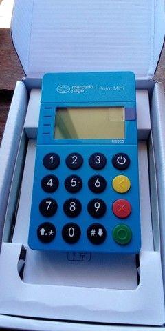 Point Mini ME30S Leitor de cartão Mercado Pago - Foto 3