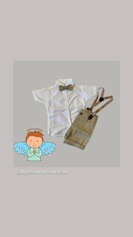 Conjunto social infantil menino  - Foto 3