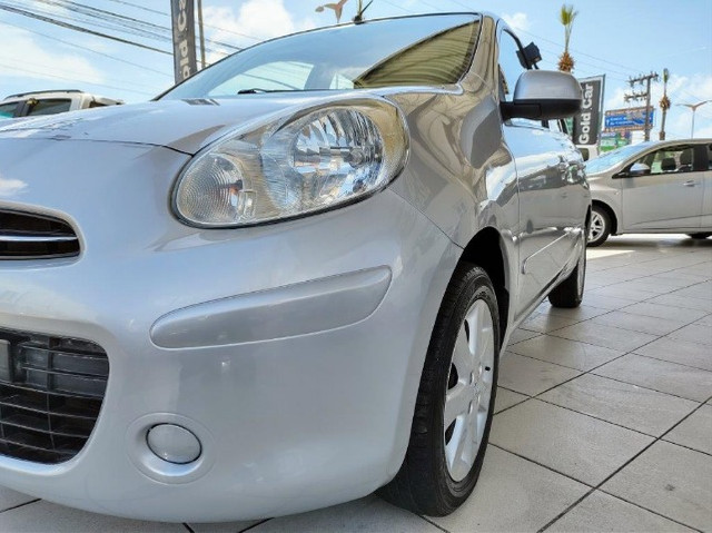 Nissan March SV 1.6 2013 - ( Padrao Gold Car ) - Foto 3