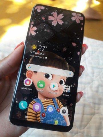 Vendo ou Troco Samsung galaxy A30s semi novo - Foto 2